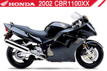 2002 Honda CBR1100XX accessoires