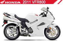 2011 Honda VFR800 accessoires