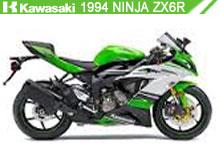 1994 Kawasaki Ninja ZX-6R accessoires