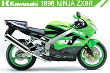1998 Kawasaki Ninja ZX-9R accessoires