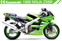 1999 Kawasaki Ninja ZX-6R accessoires