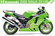 2005 Kawasaki Ninja ZX-12R accessoires