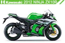 2012 Kawasaki Ninja ZX-10R accessoires