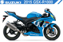 2015 Suzuki GSXR1000 accessoires