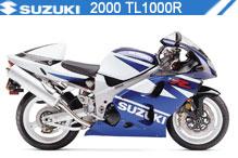 2000 Suzuki TL1000R accessoires