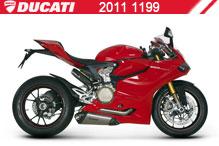 2011 Ducati 1199 accessoires