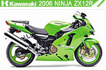 2006 Kawasaki Ninja ZX-12R accessoires