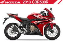 2013 Honda CBR500R accessoires