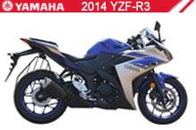 2014 Yamaha YZF-R3 accessoires