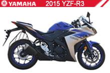 2015 Yamaha YZF-R3 accessoires
