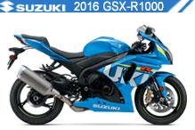 2016 Suzuki GSXR1000 accessoires