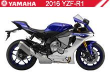 2016 Yamaha YZF-R1 accessoires