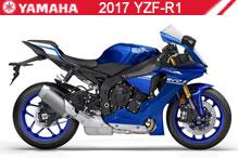 2017 Yamaha YZF-R1 accessoires