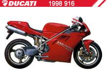 1998 Ducati 916 accessoires