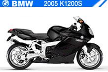 2005 BMW K1200S accessoires
