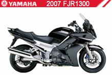 2007 Yamaha FJR1300 accessoires