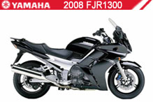 2008 Yamaha FJR1300 accessoires