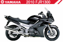 2010 Yamaha FJR1300 accessoires