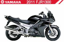 2011Yamaha FJR1300 accessoires