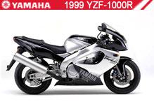 1999 Yamaha YZF1000R accessoires