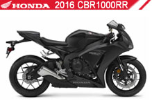 2016 Honda CBR1000RR accessoires