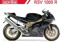 RSV 1000 R Carénages