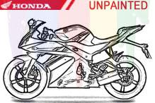 Honda Carénages Non peint