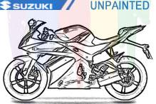 Suzuki Carénages Non peint