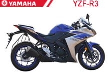 YZF R3 Carénages