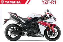 YZF R1 Carénages