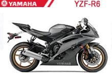 YZF R6 Carénages