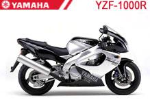 YZF1000R Carénages