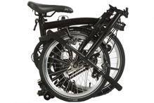 Vélo de pliant